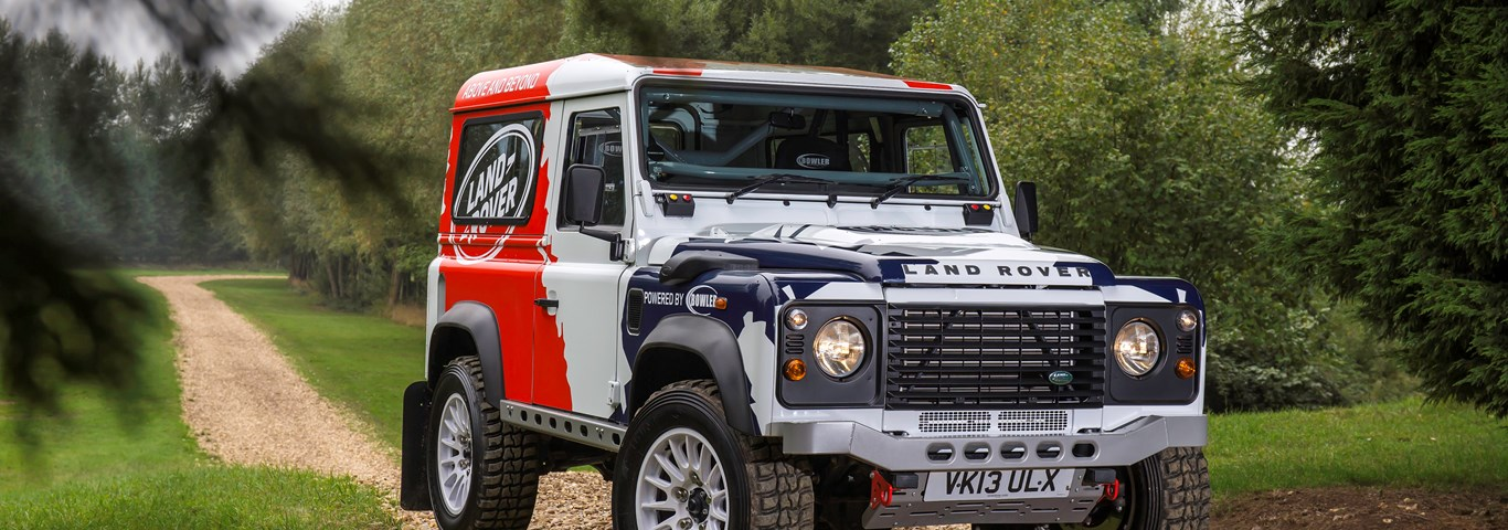 Jaguar Land Rover koopt all-terrain performance specialist Bowler